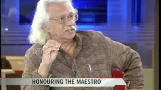 Adoor Gopalakrishnan - Exclusive Interview on NDTV Hindu Night Vision- Part 3 - 3