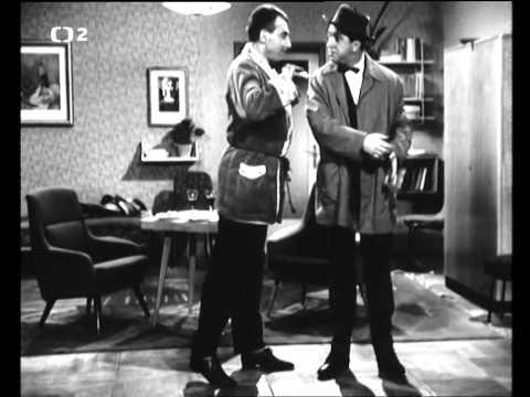 1961 Miroslav Horníček a Miloš Kopecký - Žárlivost (Ain't She Sweet?)