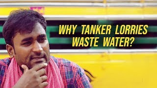 Why Tanker Lorries waste water? Feat. LMES (Let's Make Engineering Simple) 4K | Fully