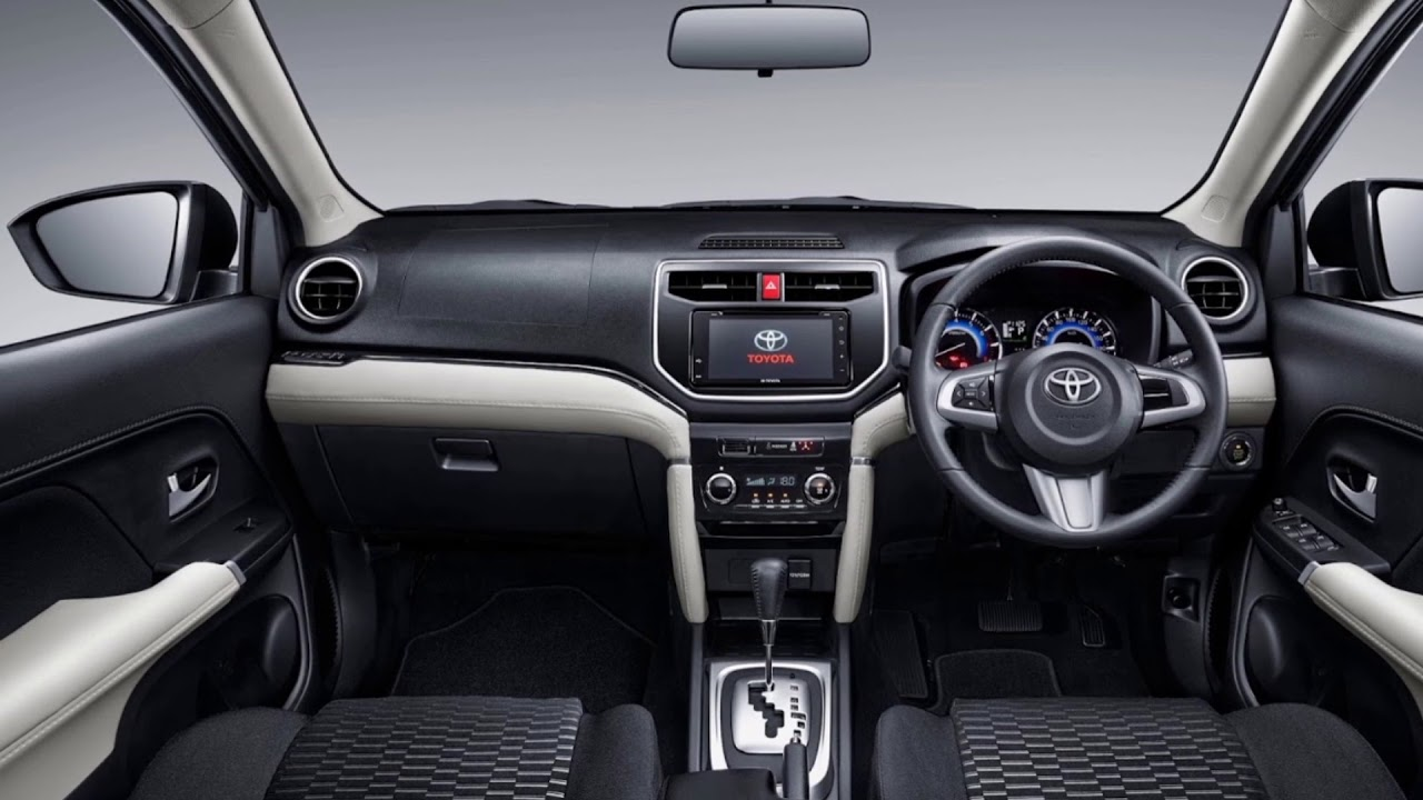 All New Toyota Rush 2018 Interior Exterior Dan Harga YouTube
