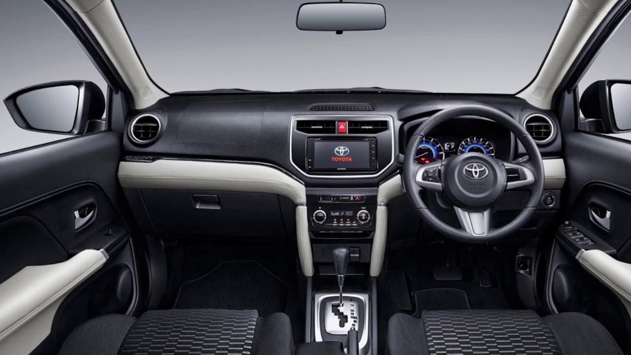 All New Toyota Rush 2018 Interior Exterior dan Harga  YouTube