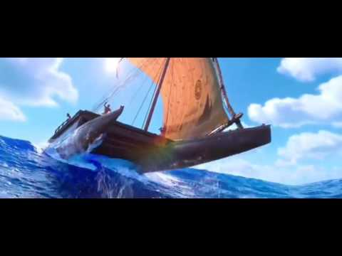 We Know The Way (Moana) with Lyric