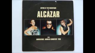 Alcazar - Crying At The Discoteque (CD Single Importado)