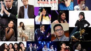 28 Indonesian singer / We are the world - Michael Jackson cover
