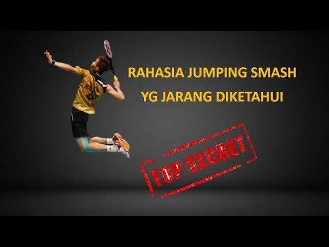 Rahasia Jumping Smash Yg Jarang Orang Tau | Kamu Harus Tau!