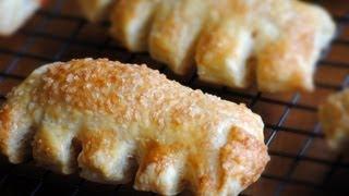 Receta Para Hacer Chicharrones de Dulce - Cómo Hacer Pasteles de Guayaba - Sweetysalado.com