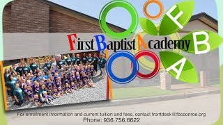 First Baptist Academy