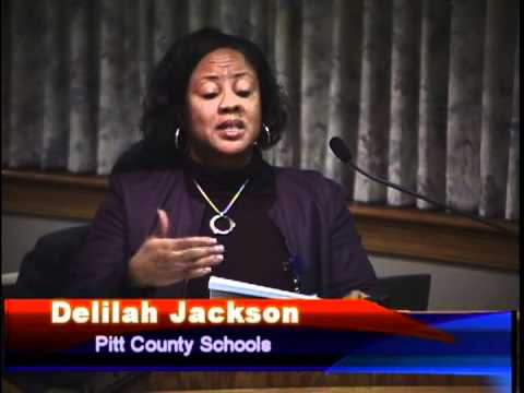 Pitt County Board of Education meeting for 2/6/2012
