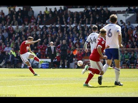 Chris Cohen's Wonder Goal vs Ipswich Town (3-0) 07/05/17