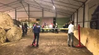 Hubertus2015 w Stajnia z kopytem - Potęga skoku