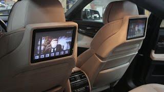 Видео в машине. Какой видеоплеер лучше?(Когда нужно посмотреть видео в машине возникает вопрос удобства и чтобы не отвлекать водителя. Какой видео..., 2015-10-25T16:30:00.000Z)