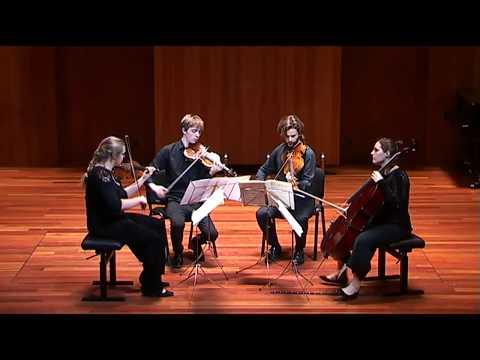 Da Camera Cuartetos de Cuerda G. Pichler / Auditorio Sony, Madrid 16/02/2018