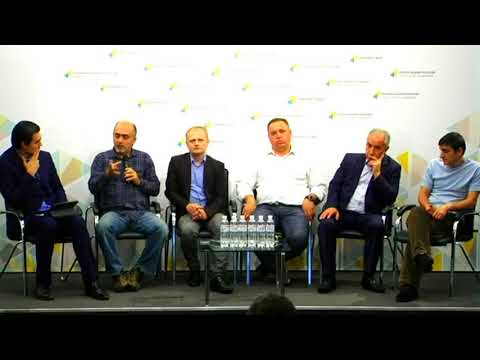 Open KGB archives: Eastern Partnership experts about the Ukrainian reforms. UCMC 22.09.2017