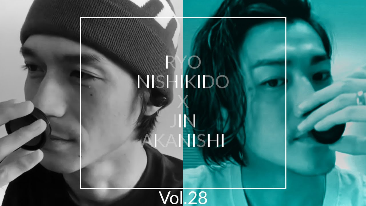 NO GOOD TV - Vol. 28   RYO NISHIKIDO & JIN AKANISHI