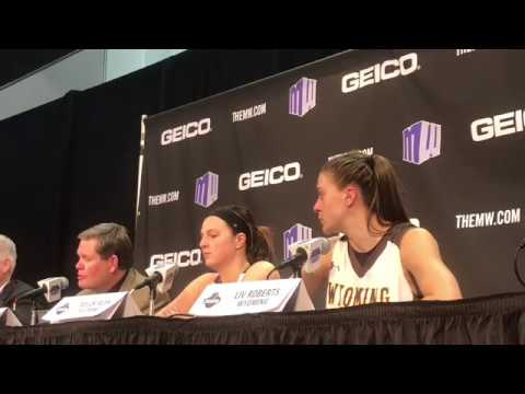 Wyoming women's basketball team loses to Nevada in MW Tournament semifinals