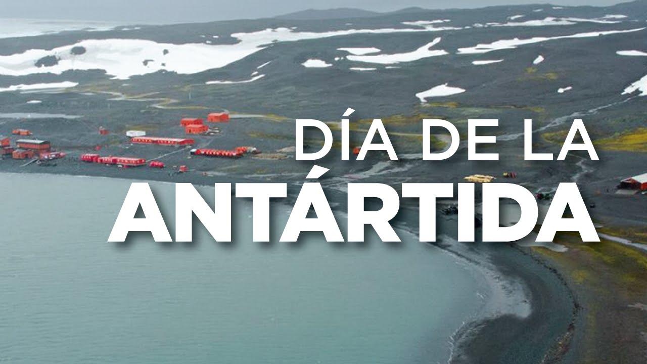 Un recorrido por la Antártida, en su día