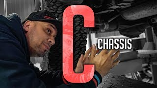 JP Performance - Chassis | Auto Alphabet