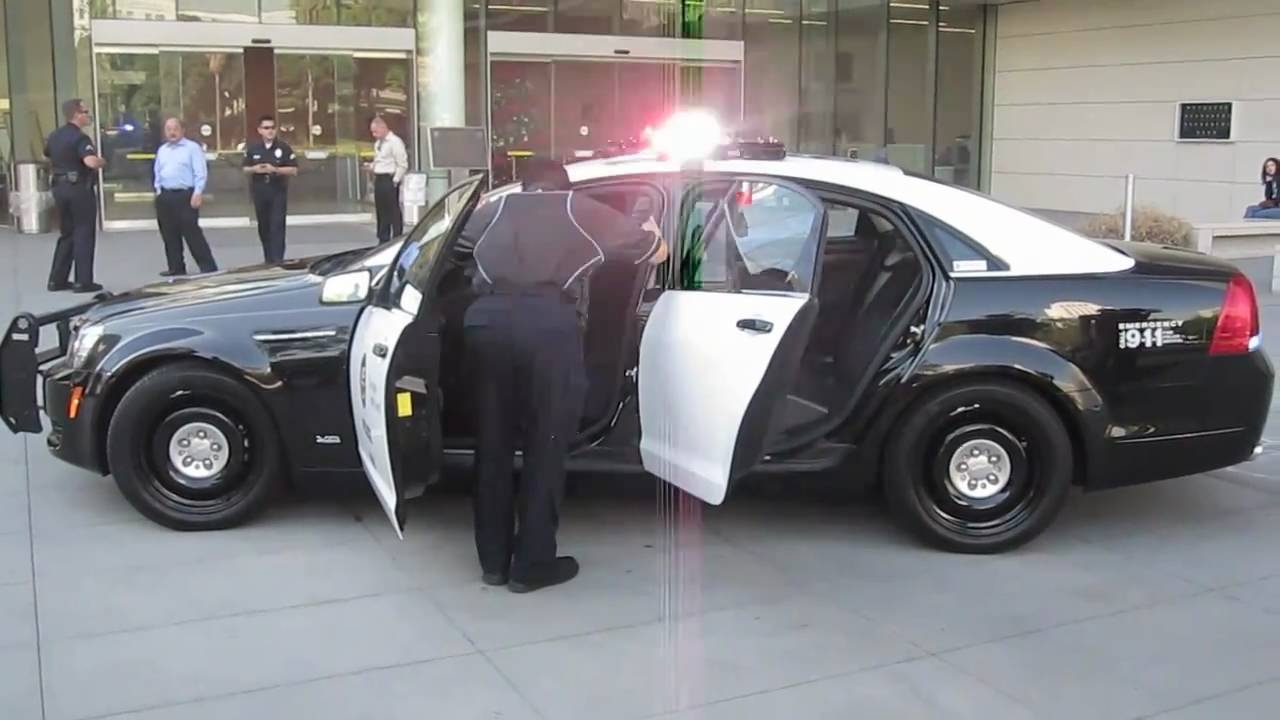 Lapd Police Cruiser For 2012 Youtube