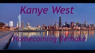 Kanye West - Homecoming - Instrumental Remake