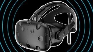 Обзор HTC Vive: шлем виртуальной реальности -игры и настройка - лучший виртуальный шлем HTC Vive