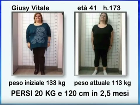 perdere peso età 32 kg