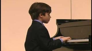 Jordan Gottesman Piano - Indian Parade - Waxman
