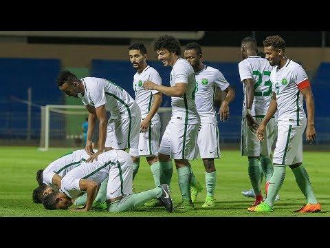 أهداف مباراة السعودية 8-0 أفغانستان | تصفيات بطولة كأس آسيا تحت 23 سنة 2018 الجولة الثانية