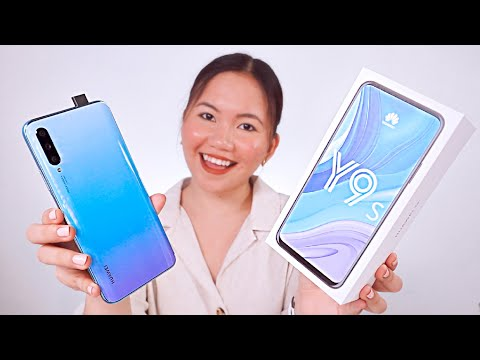 HUAWEI Y9s UNBOXING & FIRST IMPRESSIONS