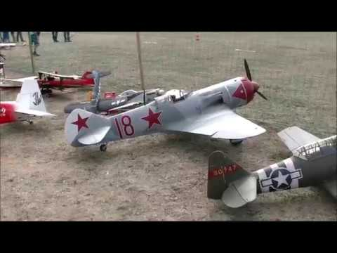 RC Modell Flugtag 09.09. 2018 Beim  SFC Ober Ramstadt