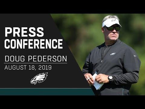 "Doug Pederson: Josh McCown ""Still Has a Fire to Play"" 