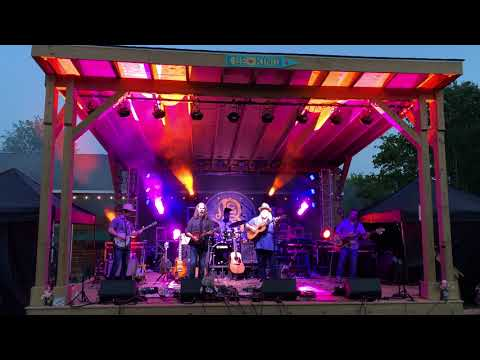 Leftover Salmon - July 16, 2021 - B Chord Brewing Company