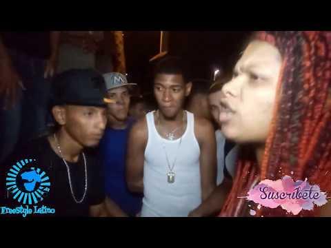 Rapheroh x Gaudy Mercy x Leamback x Seo MC x Chema Rap y Hasta Un Limpiabota | Freestyle Latino RD