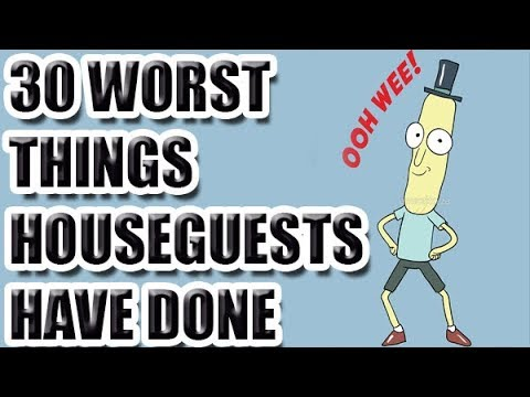 30 WORST Things Houseguests Have Done [ASKREDDIT]