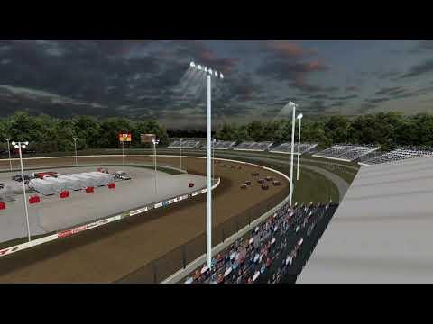 Heat 2 at Eldora Speedway