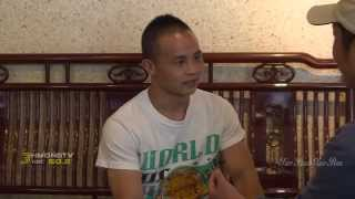 3HMONGTV: XIONG ZHAO ZHONG, 1st Chinese World Championship Boxer, Exclusive Interview