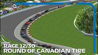2019 FBRL Sony Cup Series Round 12 Canadian Tire