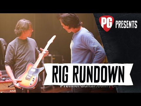 Rig Rundown - Drive-By Truckers' Mike Cooley, Patterson Hood, and Jay Gonzalez