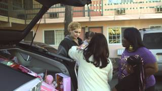 Homeless and Motel Toy Drive 2013 -- Vallejo CA
