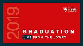 Graduation 2019 - Ceremony 9 - School of Computing, Science and Engineering