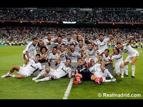 GOALS: Real Madrid 2-1 FC Barcelona - Spanish Super Cup Final