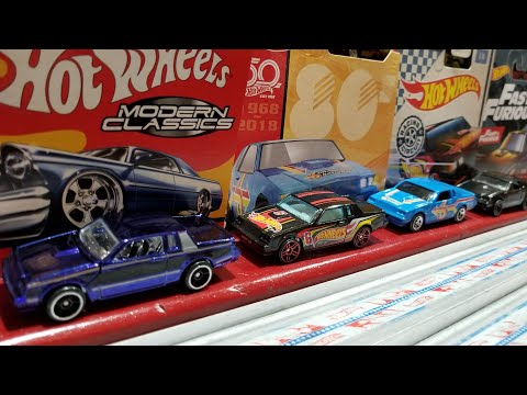 Hot Wheels Buick Grand National Review and Race