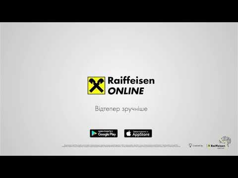 Як легко погашати кредитну картку в новому Raiffeisen Online