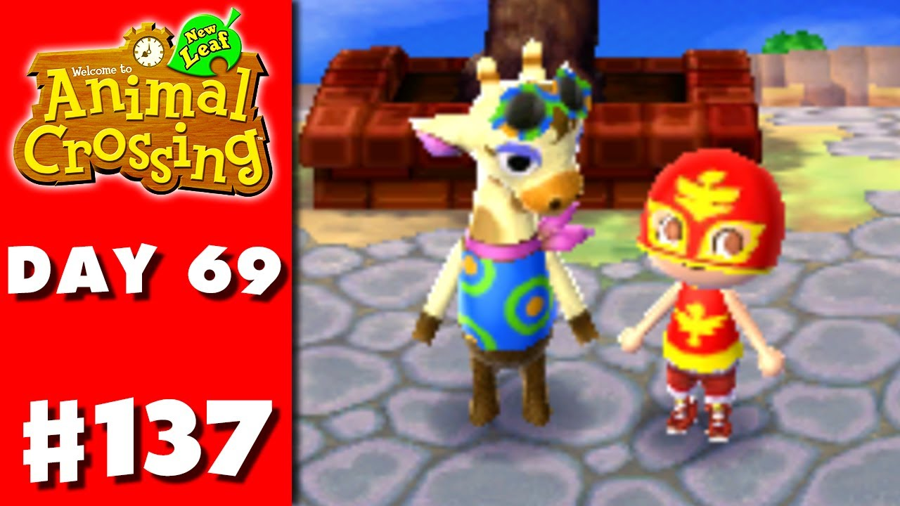 Animal Crossing New Leaf How To Make Gracie Appear | Jidileaf co