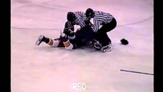 Jason Spence vs. Sacha Fillion QMJHL 30/01/98