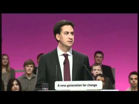 Ed Miliband: The Winner!