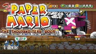 El robot de los Mega X/Paper Mario: La Puerta MIlenaria #23