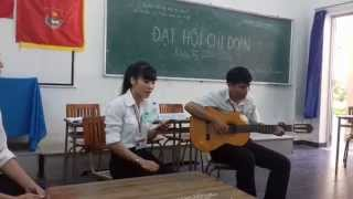 Ước Gì Cover (Cajon+Guitar+Vocal)