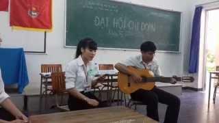 Ước Gì Cover (Cajon+Guitar+Vocal)