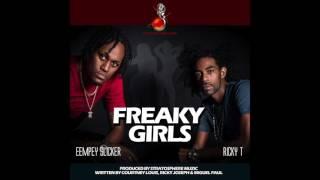 Ricky T Ft  Eempey Slicker   Freaky Girls (DJ Cyclone Intro Edit)