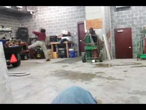 """Bloodsport"" Deleted Scenes, Starring: Sherman Van Dam Pt.1"
